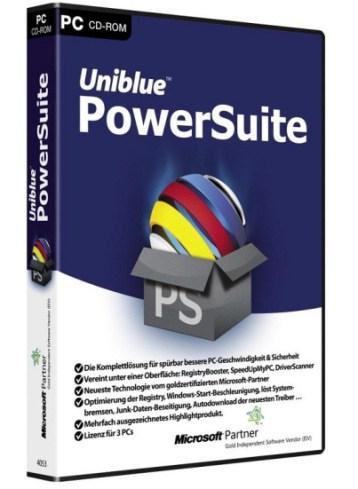 Uniblue PowerSuite 2020