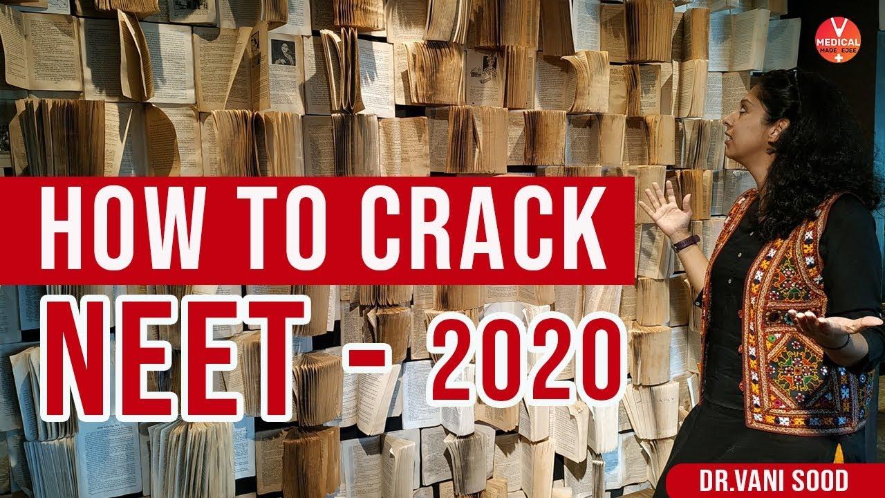 How to crack neet 2020