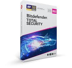 Bitdefender Total Security 26.0.1.21 Crack With License Key Free Download